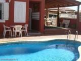 Вилла с бассейном и видом на океан