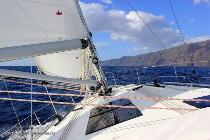 Яхтинг на Тенерифе